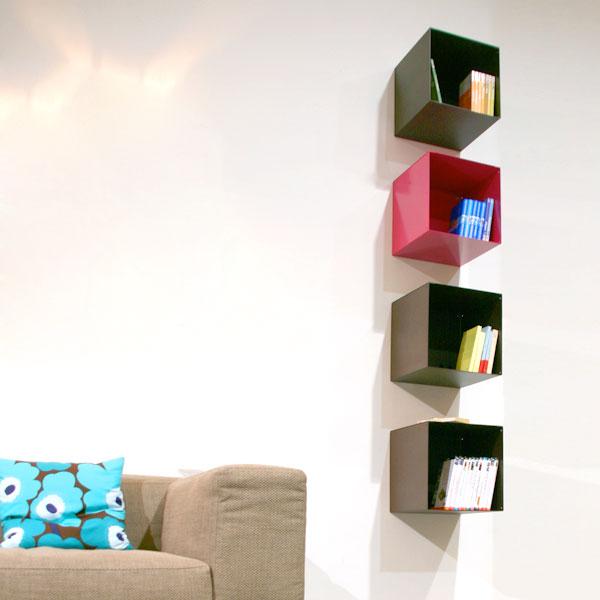 tagres modulables latest etagere a poser sur meuble tagres modulables fixer au mur ou poser. Black Bedroom Furniture Sets. Home Design Ideas